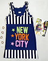 """Домашнее женское платье """"Mody"""" New York City"""