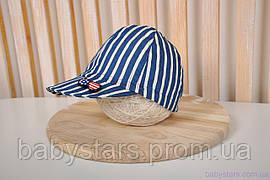 """Джинсовые кепки для мальчиков """"American Boy"""""""