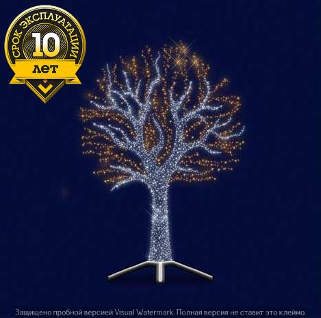 """3D светодиодная конструкция дерево """" Волшебство"""""""