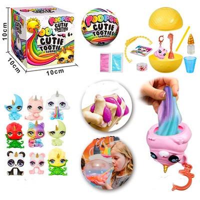 Детская игрушка! Слайм - Единорог