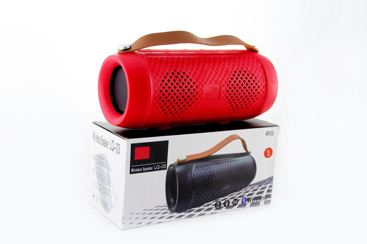 Колонки | Беспроводная колонка | Портативная колонка с Bluetooth SPS UBL LQ-03