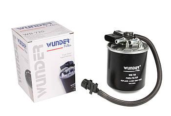 Фильтр топливный MB Sprinter/Vito OM642/646/651 (WB-720)  WUNDER