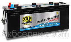 Акумулятор автомобільний ZAP 6СТ-145 Аз Truck Professional