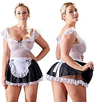 Эротический ролевой костюм официантки Cottelli Collection Maid´s Dress от Orion