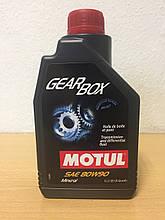 Масло MOTUL GEARBOX 80W-90 1л (105787)