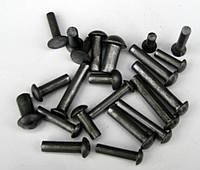 Заклепка 5х16 (сталь, п/сфера) крепления сегмента Нива (300 шт в кг.)