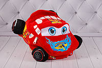 Детский рюкзак Молния Маккуин, рюкзак машинка, Lightning McQueen, Молния Маквин, Тачки, фото 1