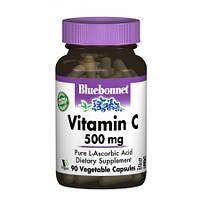Витамины Bluebonnet Nutrition Vitamin С 500 мг (90 желевых капсул)
