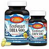 Витамины для беременных женщин Carlson EcoSmart DHA (60+20 желатиновых капсул)
