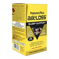 Комплекс для Здорового Сна Natures Plus AgeLoss Sleep Support (60 таблеток) (105981) Фирменный товар!