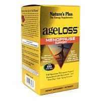 Комплекс для Поддержки Женского Здоровья во время Менопаузы Natures Plus AgeLoss Menopause support (90