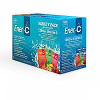 Витаминный Напиток для Повышения Иммунитета Ассорти Ener C Vitamin C (1 пакетик)