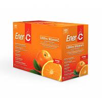 Витаминный Напиток для Повышения Иммунитета Вкус Апельсина Ener C Vitamin C (30 пакетиков)