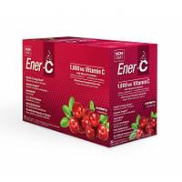 Витаминный Напиток для Повышения Иммунитета Вкус Клюквы Ener C Vitamin C (30 пакетиков)