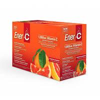 Витаминный Напиток для Повышения Иммунитета Мандарин и Грейпфрут Ener C Vitamin C (30 пакетиков)