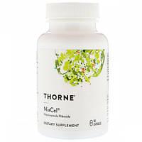 Никотинамид Рибозид Thorne Research Nicotinamide Riboside NiaCel Thorne 125 мг (60 капсул)
