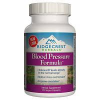 Комплекс для Нормализации Кровяного Давления RidgeCrest Herbals Blood Pressure Formula (120 желевых)