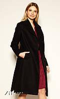 Пальто Edvige Zaps черного цвета. Коллекция осень-зима 2019-2020 Черный, 50