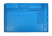Теплоизоляционный силиконовый коврик для ремонта телефонов S-160