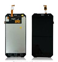 Дисплей для Sigma PQ34 X-treme с тачскрином черный, Оригинал