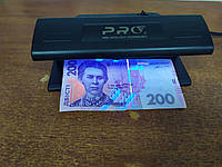Детектор валют светодиодный PRO 7 LED