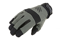Зимові тактичні рукавиці Armored Claw Shooter Cold Sage Green