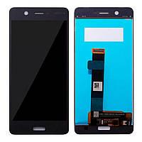 Дисплейный модуль для Nokia 5 Dual Sim (TA-1053) (Black)