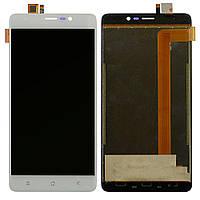 Дисплейный модуль для Blackview A8 Max (White)