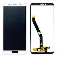 Дисплейный модуль Huawei Y6 2018 (White)