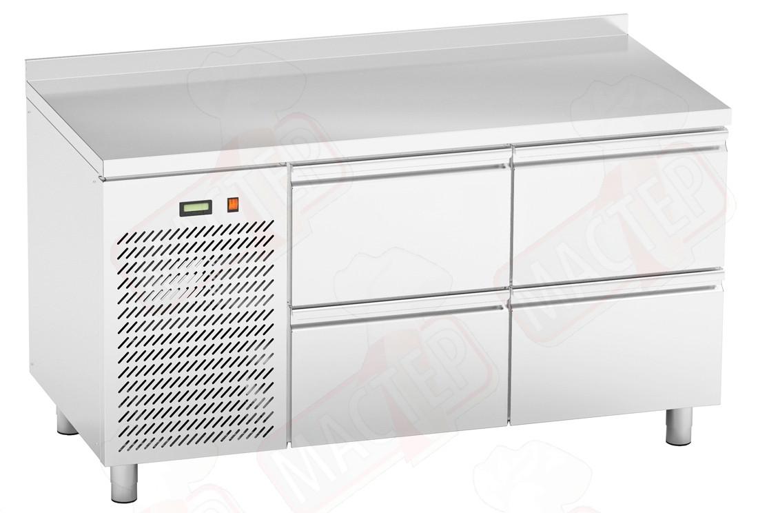 Холодильные столы Orest RTS-4/7 1500х700