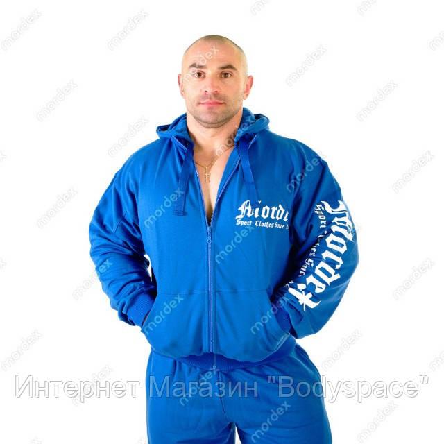 Mordex, Толстовка Mordex MD6033 синяя