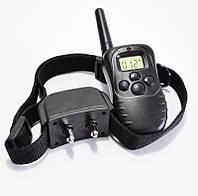 Электроошейник антилай Training Collar 998DR, ошейник электронный для дрессировки собак 1007433-Black-1