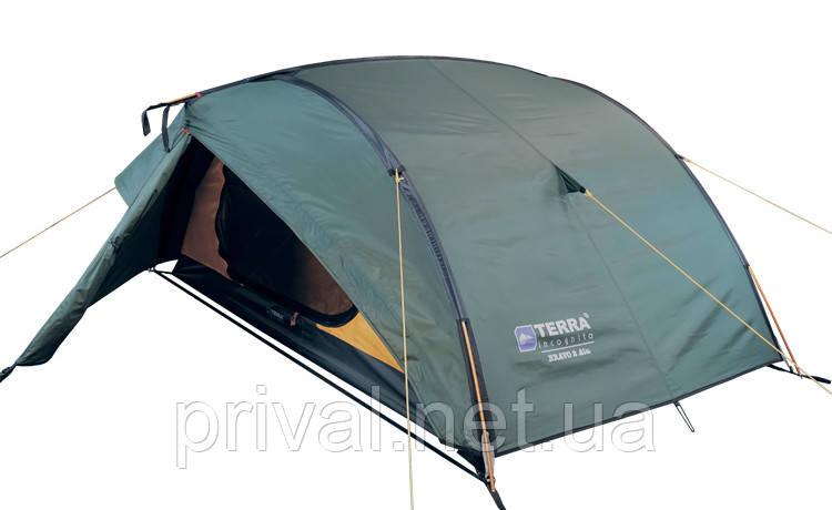 Палатка TerraIncognita Bravo 2