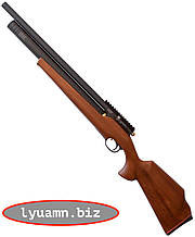 Пневматическая винтовка (PCP) ZBROIA Хортица 450/220 (кал. 4,5 мм, коричневый) LWW