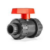 Aquaviva Кран шаровый Aquaviva PN16, диаметр 20 мм.