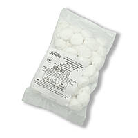 Спонж марлевый нестерильный диам. 2.5 см (50 шт/уп)