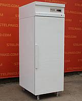 Холодильный промышленный глухой шкаф «Polair CM107-S» 0.7 м. (Россия), отличное состояние, Б/у, фото 1