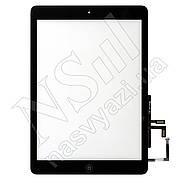 Тачскрин APPLE iPad Air черный с кнопкой Home