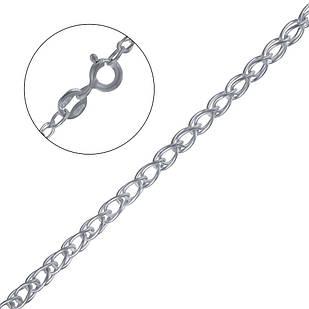 Ланцюжок колосок срібло 925 450, 3