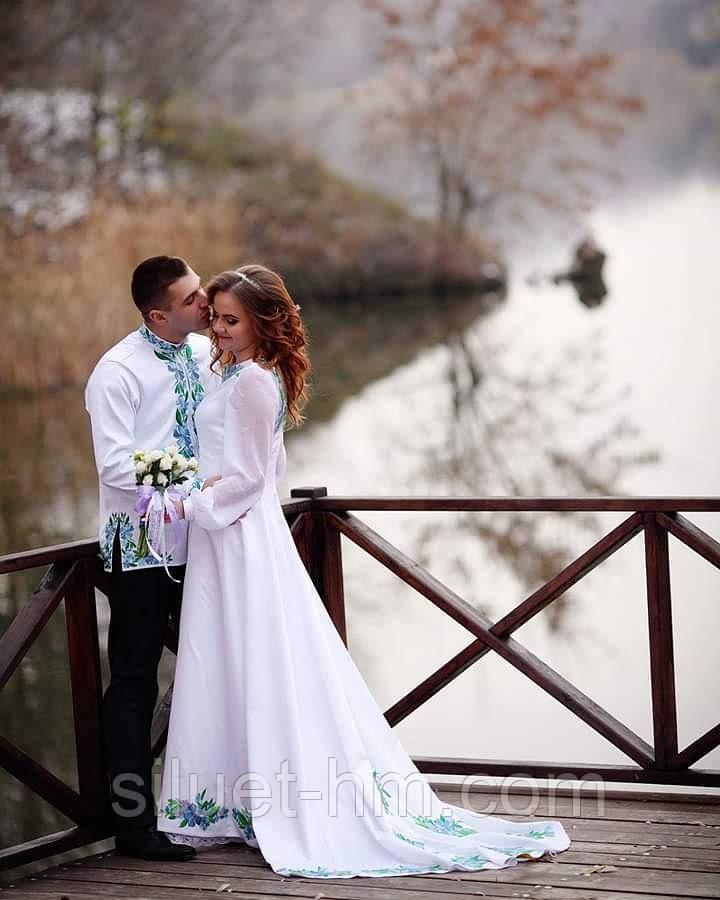 Весільний комплект Барвінок