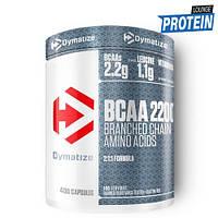 Аминокислоты bcaa Dymatize BCAA Complex 2200 (400 caps)