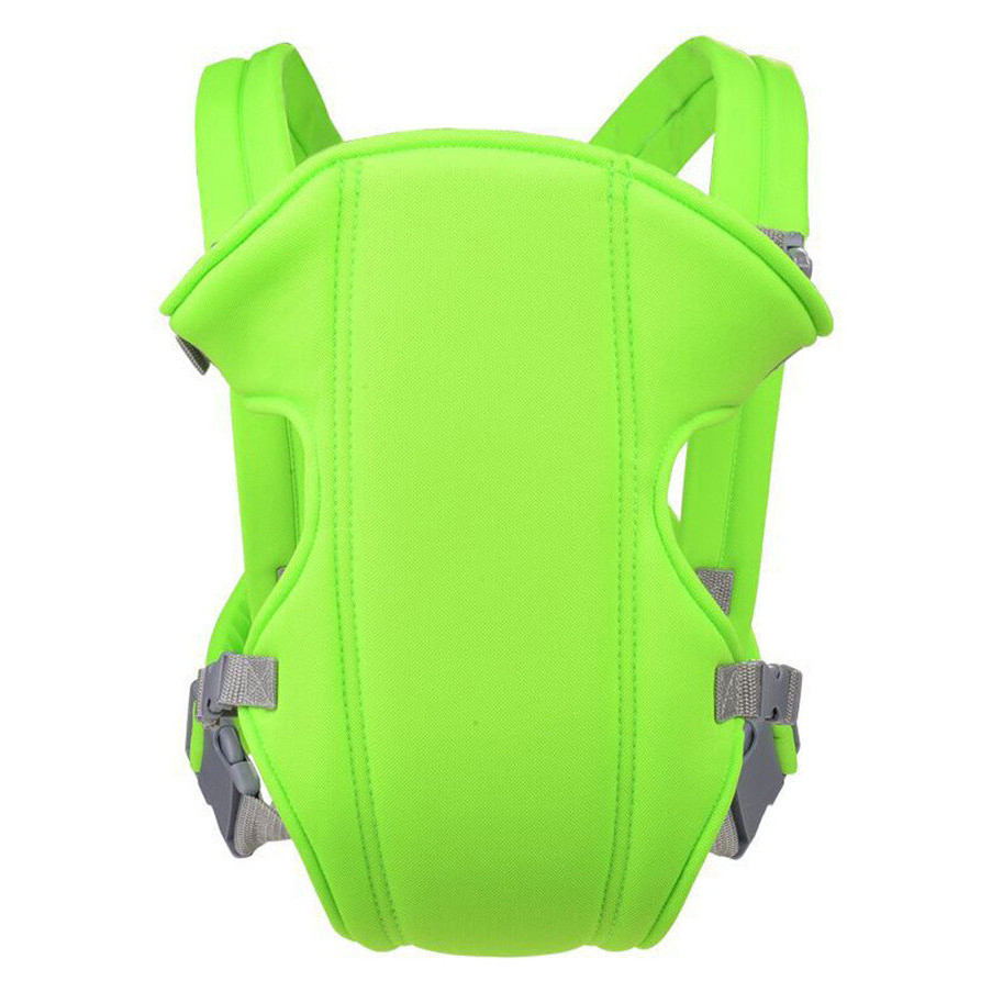 Слинг-рюкзак для переноски ребенка Baby Carriers Салатовый