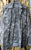 Костюм камуфляж Город, 46 - 60 р, ткань : грета, для охранников