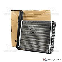 Радиатор печки Приора ВАЗ-2170, 2171, 2172, 2110, 2111, 2112 (отопителя нового образца) | ДМЗ (Россия)