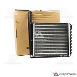 Радиатор печки Приора ВАЗ-2170, 2171, 2172, 2110, 2111, 2112 (отопителя нового образца) | ДМЗ (Россия), фото 2