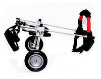Регулируемая инвалидная коляска для собаки, кота