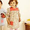 Платье для девочки Домашние птицы Little Maven, фото 6