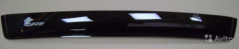 Дефлектор, спойлер заднего стекла ВАЗ 2101 - 2107