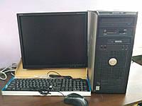 """Системный блок Dell 740 и монитор 19"""" (LED-подсветка)"""