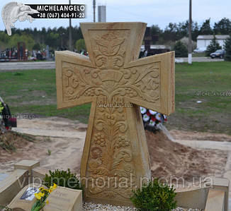 Крест на могилу Кр-2